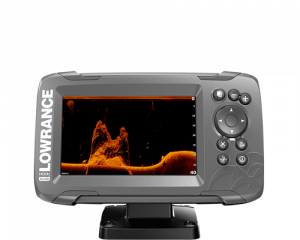 Lowrance Hook2 5 GPS  ice Machine