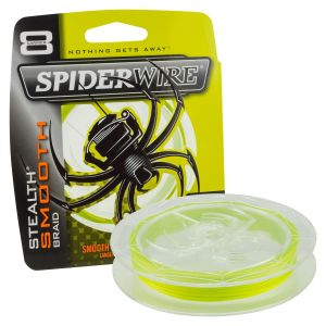 Spiderwire Stealth Smooth 8 kuitusiima 150m 0,10mm -0,14mm